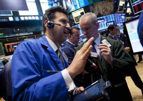 U.S. Stocks Rise After Weaker-Than-Expected GDP, Jobless Claims