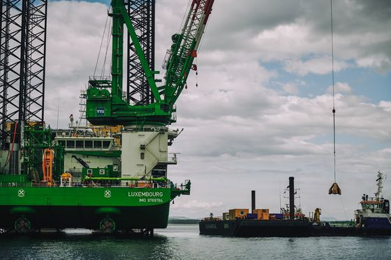 Offshore Wind Will Need Bigger Boats. Much Bigger Boats