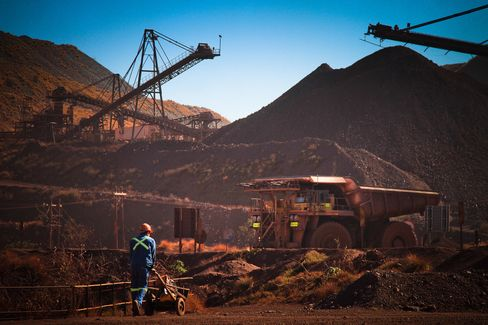 Operations At Anglo American Plc's Kumba Iron Ore Ltd. Mine
