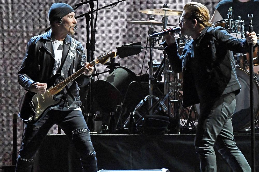U2's Edge Helps Fender Find What It's Looking for With New App