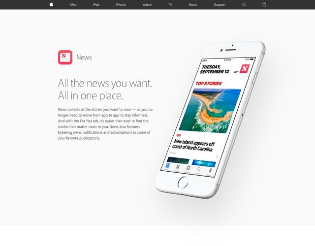 Apple Is Planning to Launch a News Subscription Service