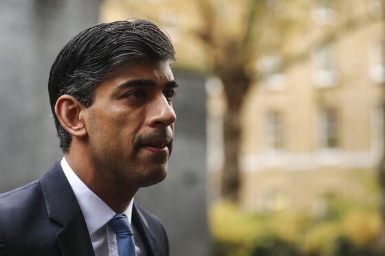 Sunak Seeks Deeper U.K. Financial Services Ties With Switzerland