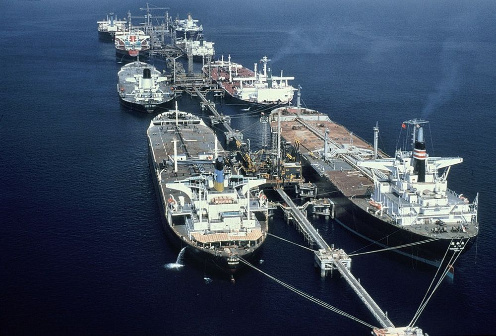 Saudi Arabia Turns Off the U.S. Oil Tap