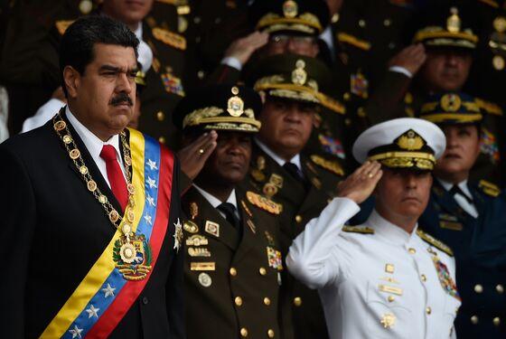 Venezuela Arrests 6 After Maduro Escapes Explosive Drone Attack