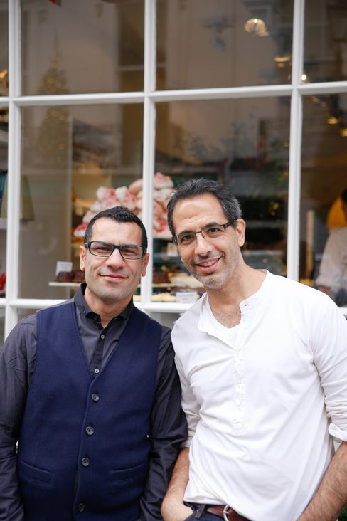Ottolenghi and Tamimi