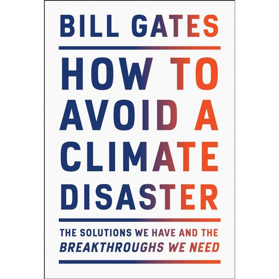 Bill Gates on Adapting to a Warmer World