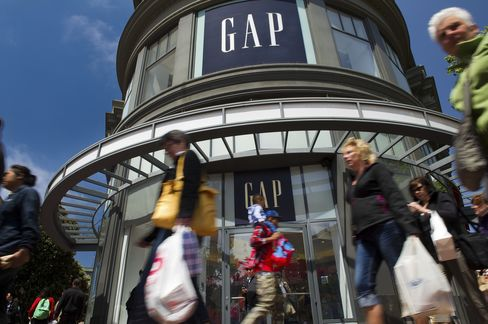 Gap, Limited July Same-Store Sales Top Estimates Amid Promotions