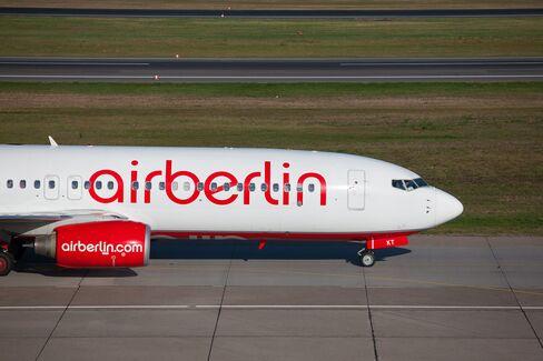 Airberlin Passenger Aircraft