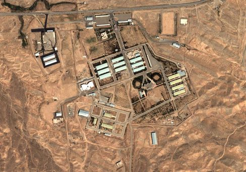 Iran Considers Halting Nuclear Expansion to Avert EU Oil Ban