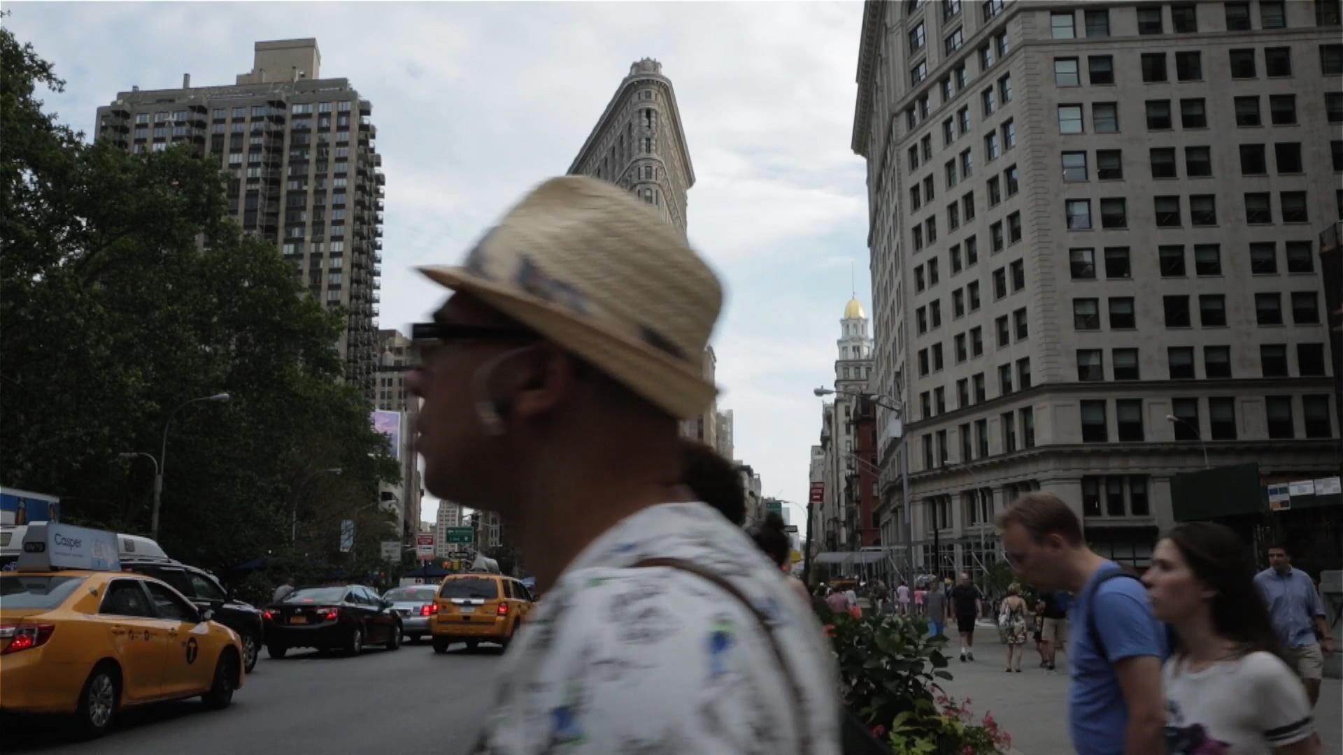 New York City Landmark Flatiron Building Sits Empty