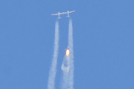 Branson's Flight Validates the Space SPACs That Virgin Started