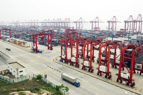 China Faces a Tough Year in Exports