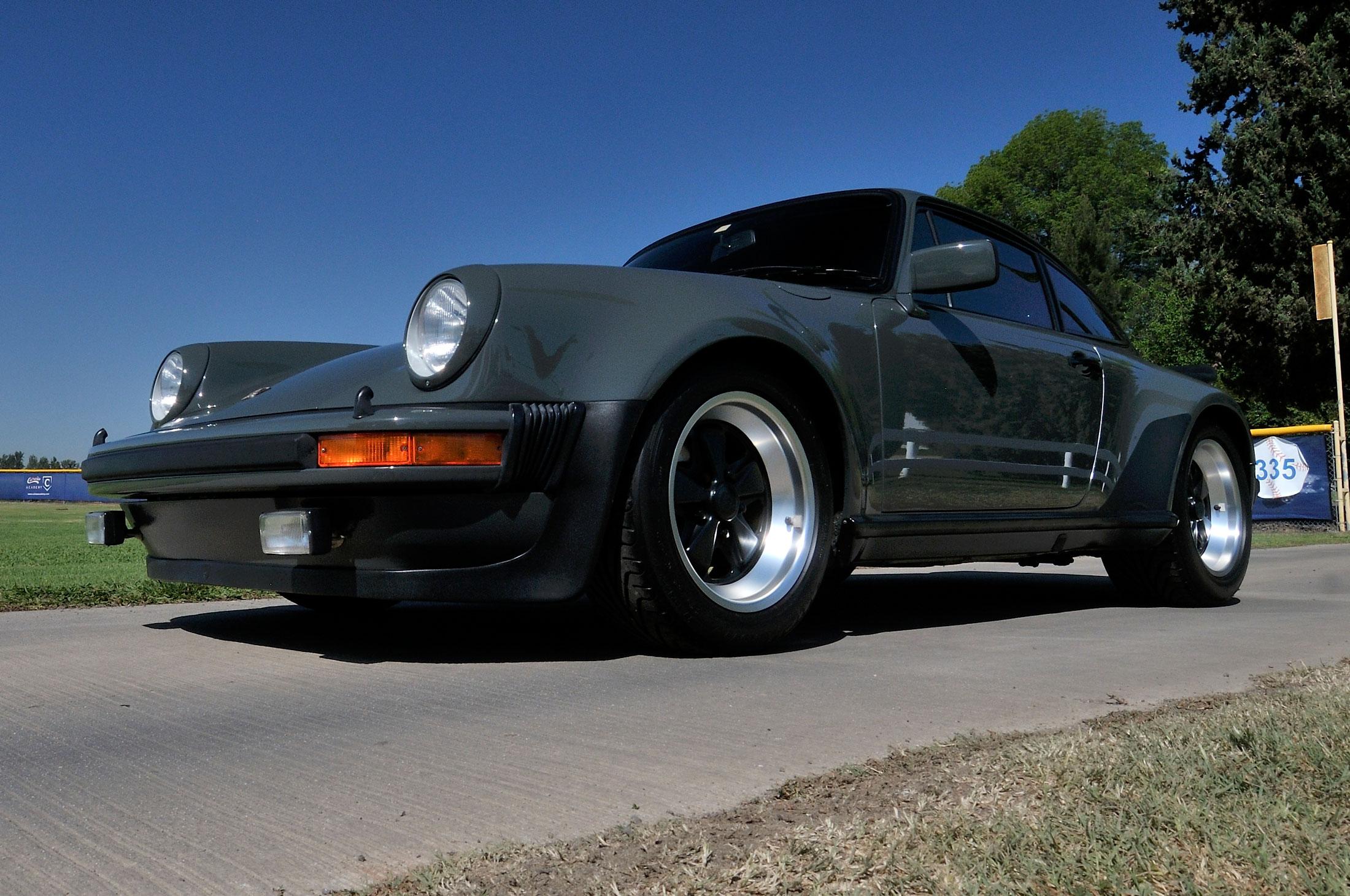 1976 Porsche 930 | Mecum Auctions | Estimate: TBD