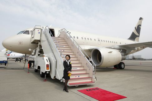 Tokyo's First Business-Jet Terminal Narrows Gap With Hong Kong
