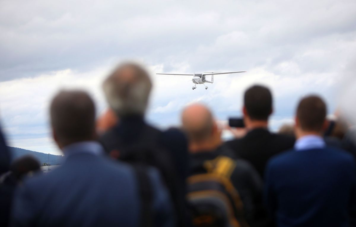 Tesla-Loving Norway Wants to Be a Pioneer in Electric Planes