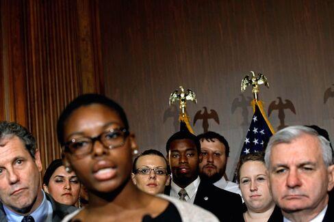 Senate Student-Loan Deal Delayed to Mollify Unhappy Democrats