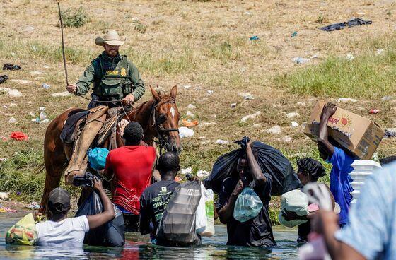Homeland Security Probing Treatment of Haitians at U.S. Border