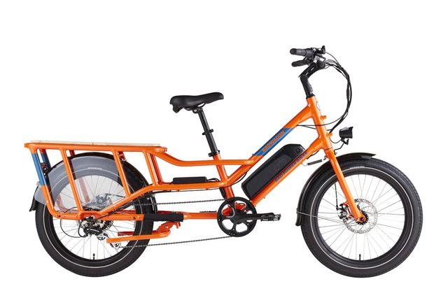 Rad Power RadWagon 4 electric cargo bike
