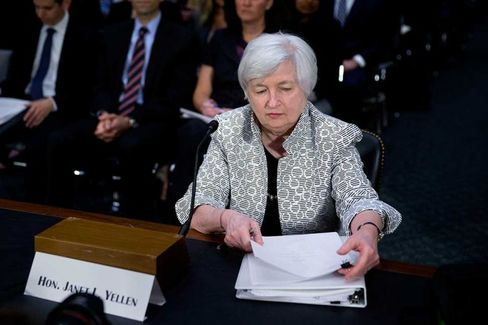 Yellen: Rates Will Stay Low Even After QE Ends This Fall