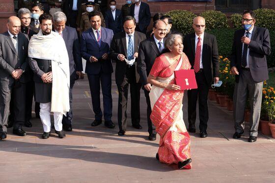 India to Borrow Big for Nearly Half-Trillion Dollar Budget
