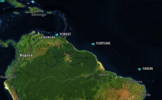 Venezuela and Iran Resist U.S. Sanctions With Fuel Flotilla