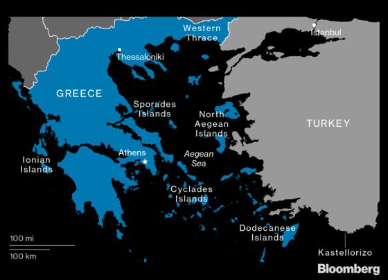 Turkey-Greece Feud Escalates After They Cancel War Games
