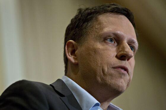 Peter Thiel Urges U.S. Probe of Google's 'Seemingly Treasonous'Acts