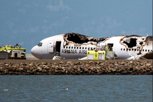 Asiana Victim Ruled Killed by Fire Truck After Surviving Crash