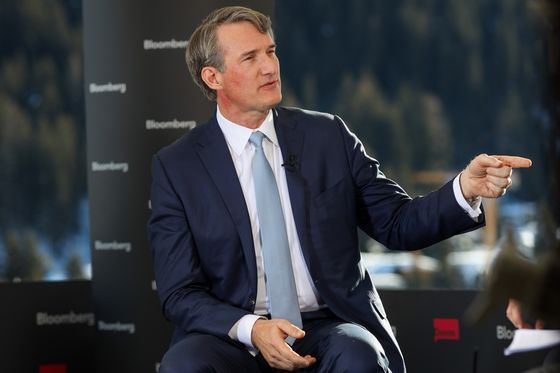 Ex-Carlyle Boss Racked Up Bad Bets Before Move to Politics