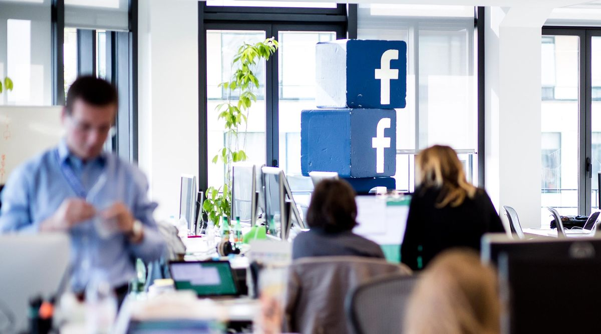 Facebook's Hiring Process Hinders Its Effort to Create a Diverse Workforce