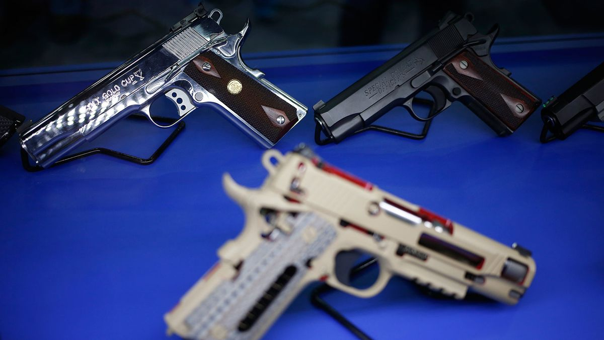 SCOTUS upholds gun ban on domestic abusers