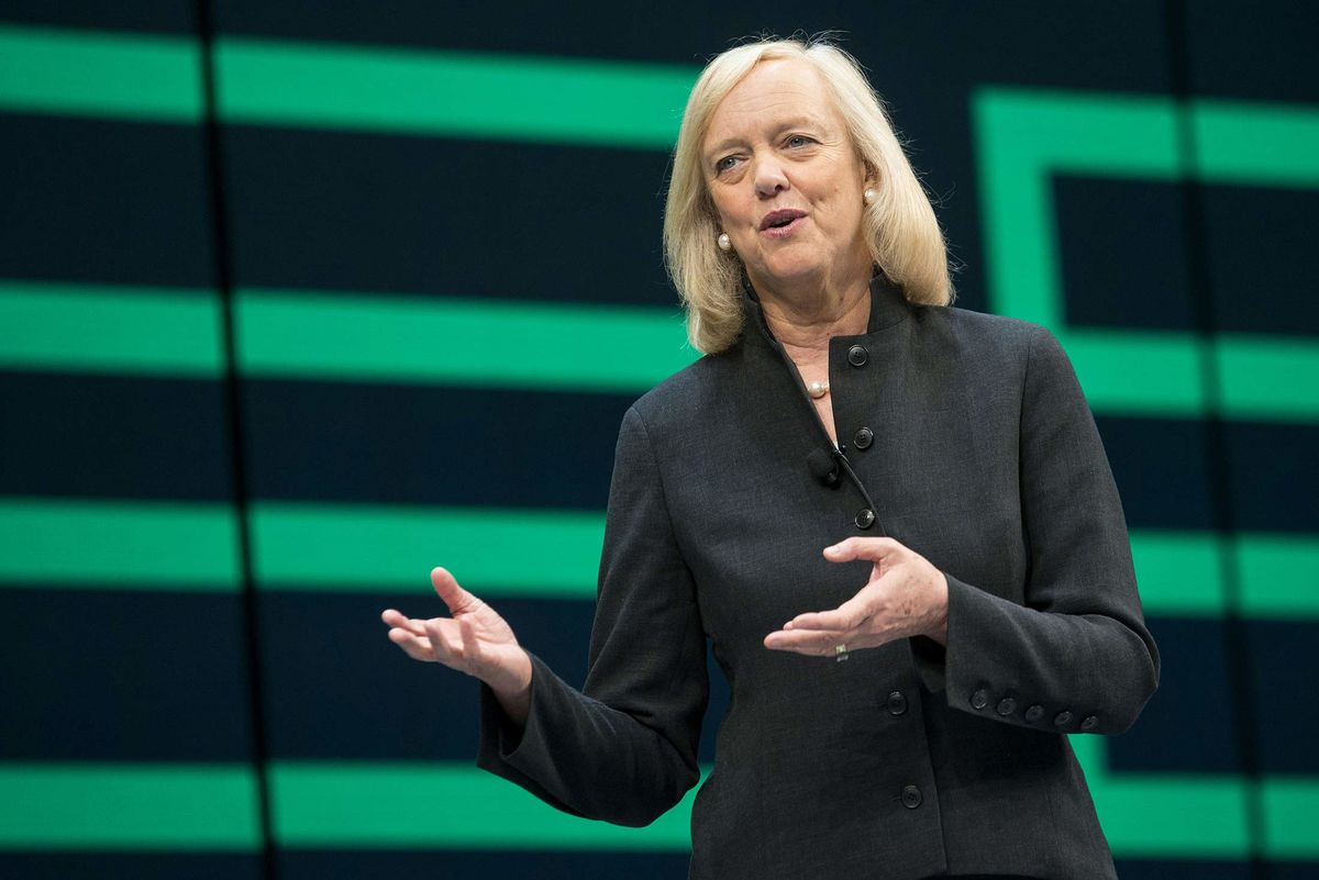 Uber's New CEO Short List Is Said to Include HPE's Meg Whitman