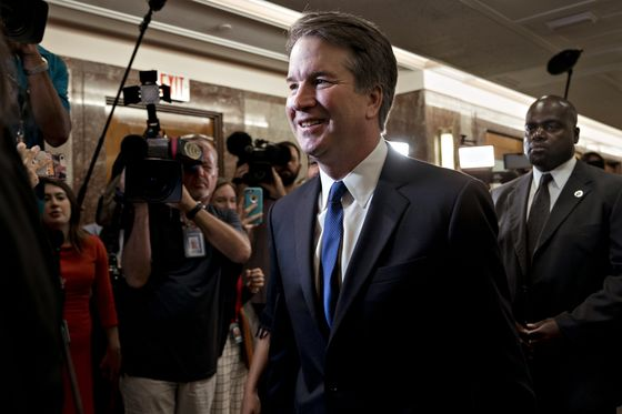 Democrats Aim to Derail Kavanaugh With Eye on Abortion, Mueller