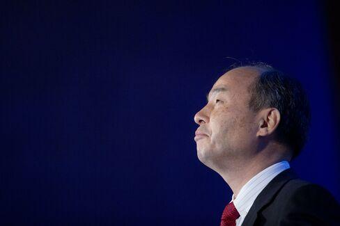 SoftBank Corp. Chairman, President and CEO Masayoshi Son