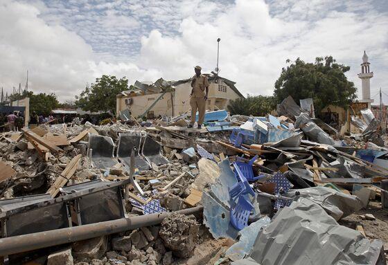 Explosion in Somalia Capital Kills At Least Seven, Police Say