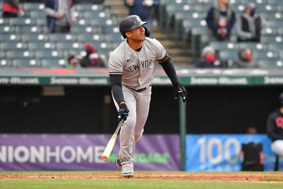 Vaccinated Yankees Test Positive for Covid, Drawing Probe