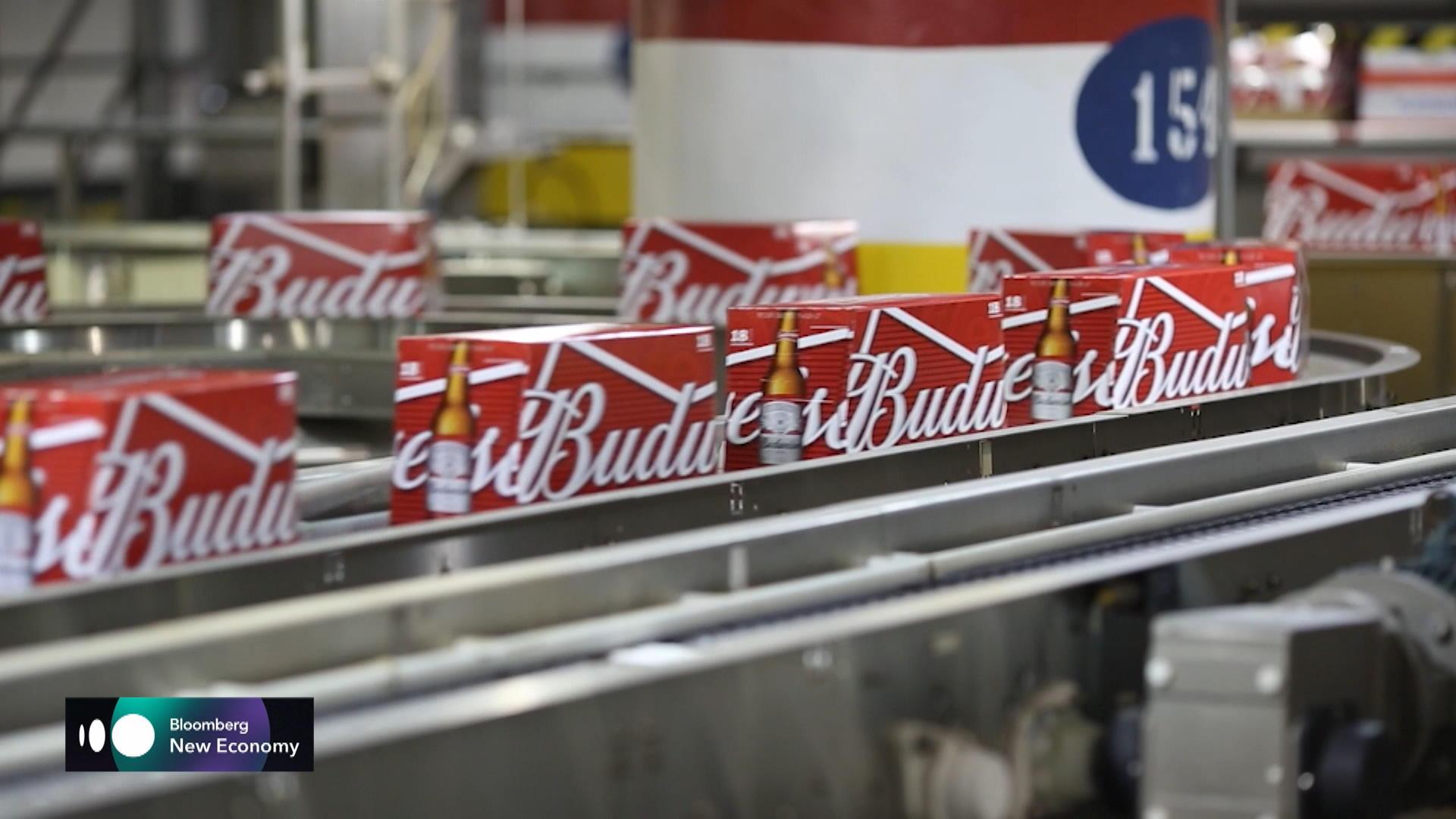 Budweiser-Maker AB InBev Says Selling Premium Beer in China Is Very Profitable