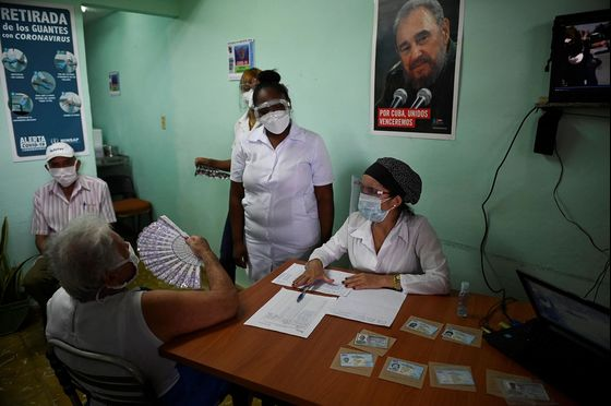 Cuba Bets Bigon Its Own Vaccines as Covid Surges