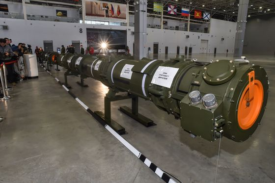 U.S. Plans toWithdrawFrom Nuclear Arms Treaty With Russia, Source Says