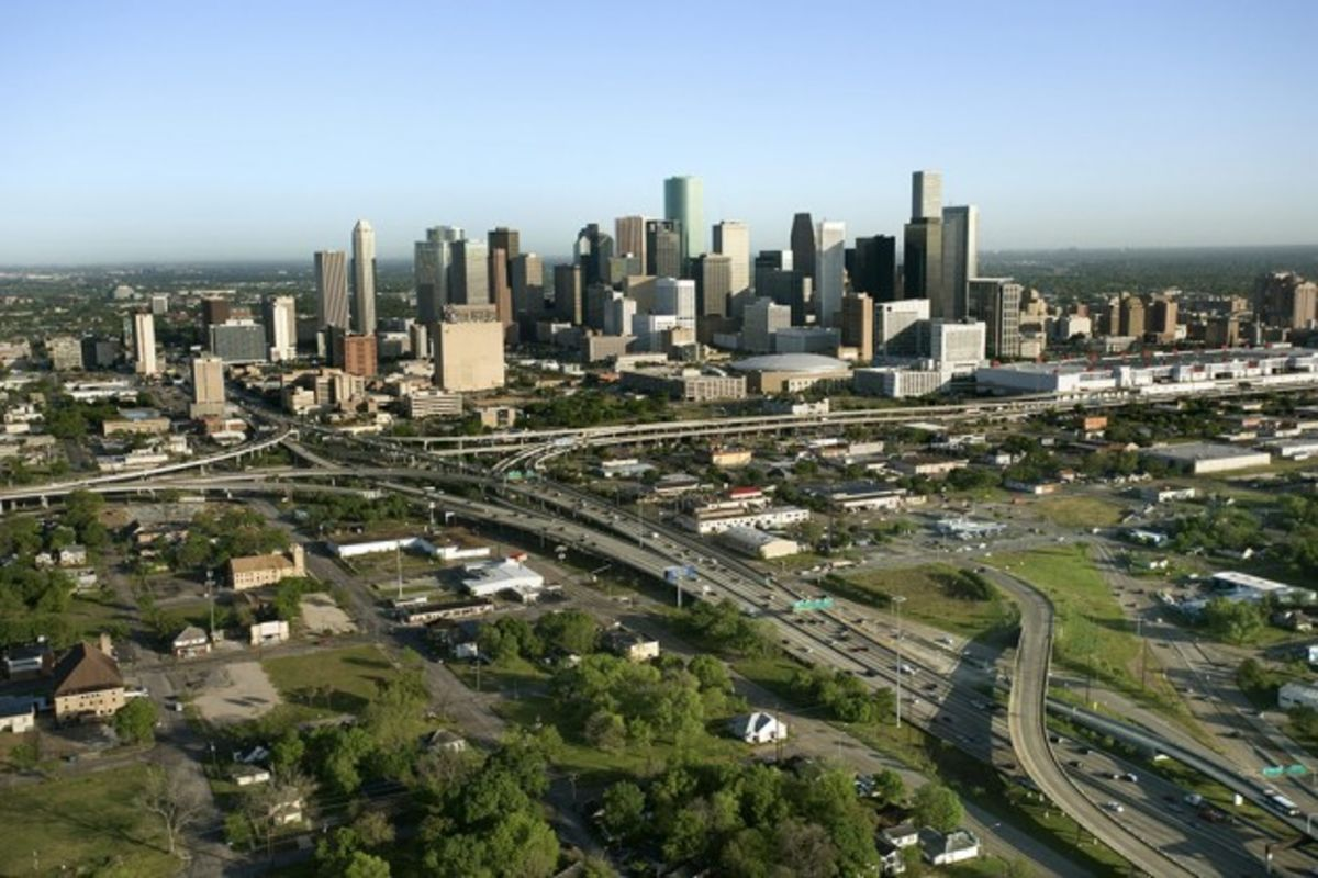 Houston Is Issuing More Home Permits Than All Of
