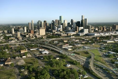 Houston Issues as Many Single-Family Housing Permits as All of California