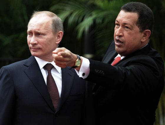 Venezuela Is Said to Move Cash Through an Obscure Russian Bank