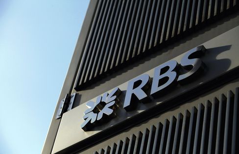 RBS Has Third-Quarter Loss After $644 Million PPI Charge