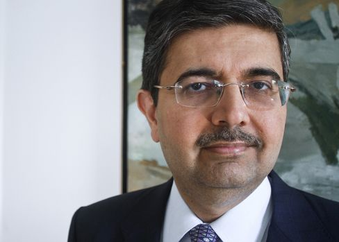 Kotak Mahindra Bank Ltd. Managing Director Uday Kotak