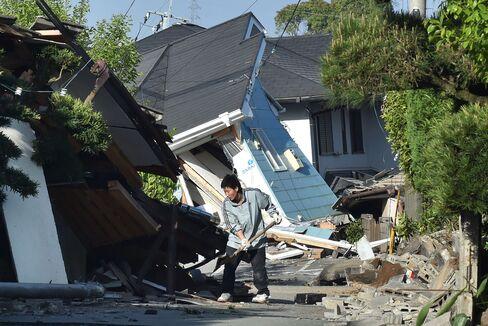 TOPSHOT-JAPAN-EARTHQUAKE