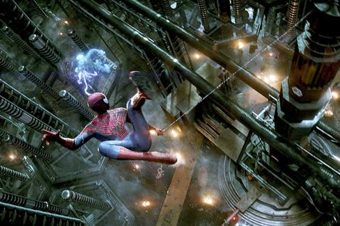 Frat Boys Just Knocked Spider-Man Down at the Box Office