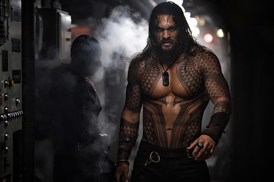 Warner Bros.' 'Aquaman' Stays No. 1 for Second Week in Theaters