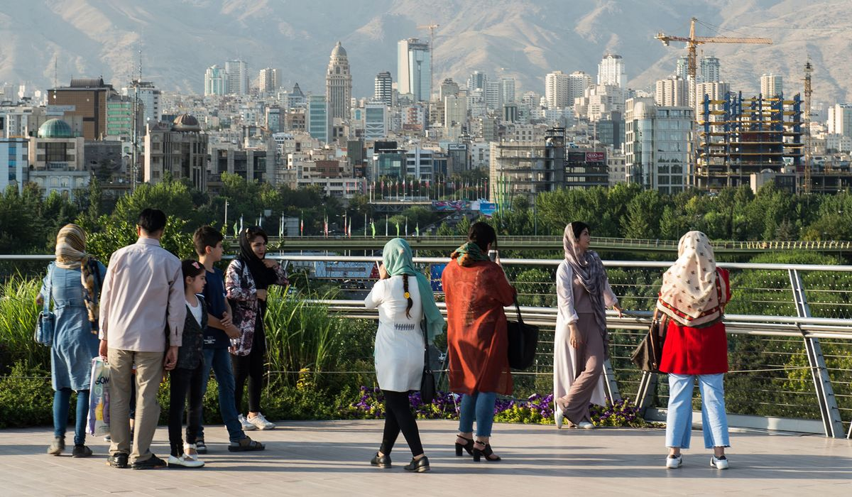 Victory for Iran's Women as Breakthrough Citizenship Law Is Passed
