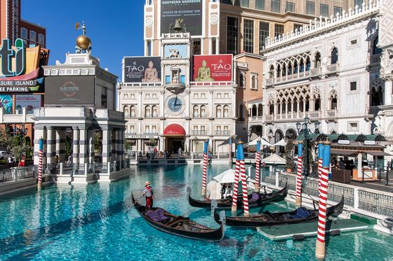 MGM Growth Properties Interested in Buying the Venetian Casino