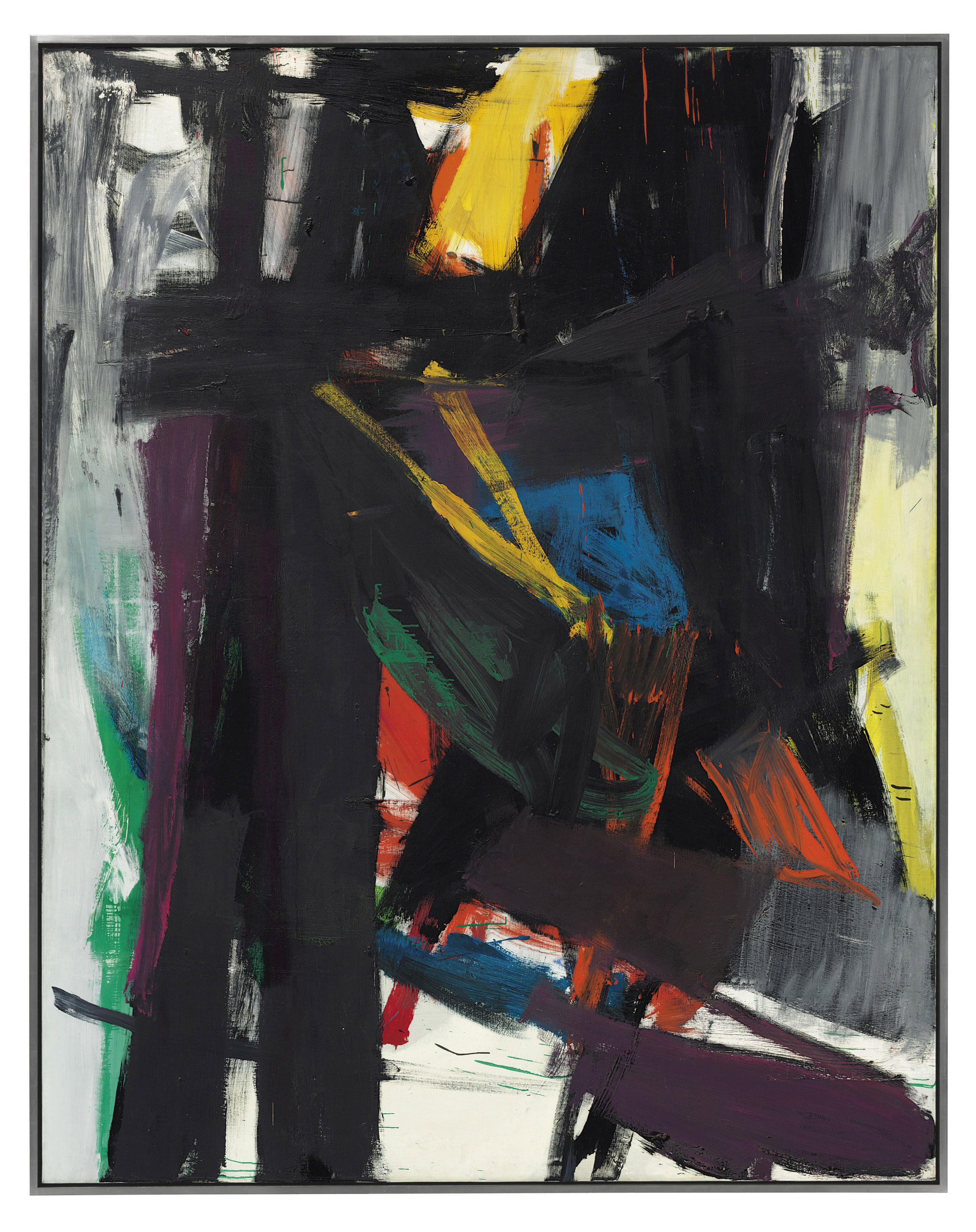 Steve cohen said to sell 30 million franz kline in n y for Sell abstract art online